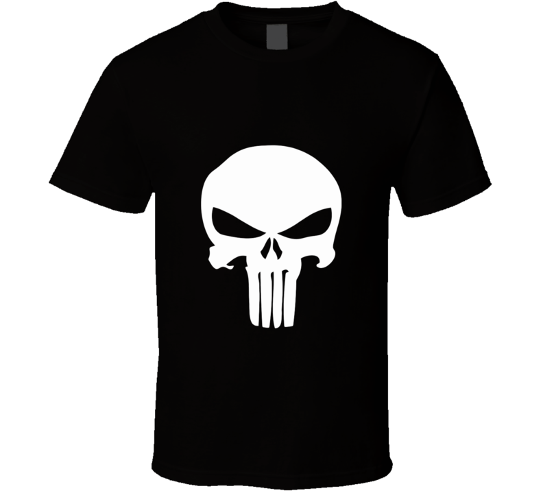 Punisher Logo T-shirt And Apparel 1