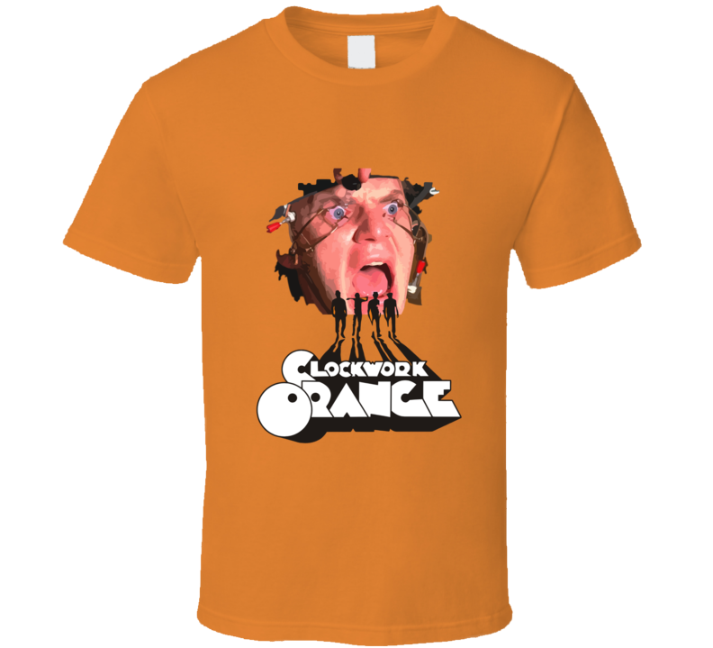 Clockwork Orange T-shirt And Apparel 1