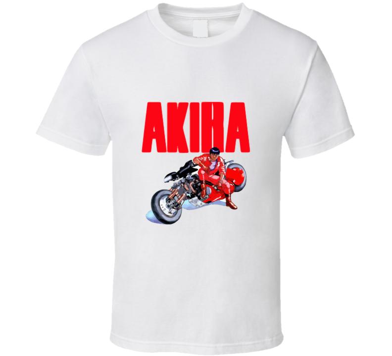 Akira Keneda Version 2 T-shirt And Apparel 1