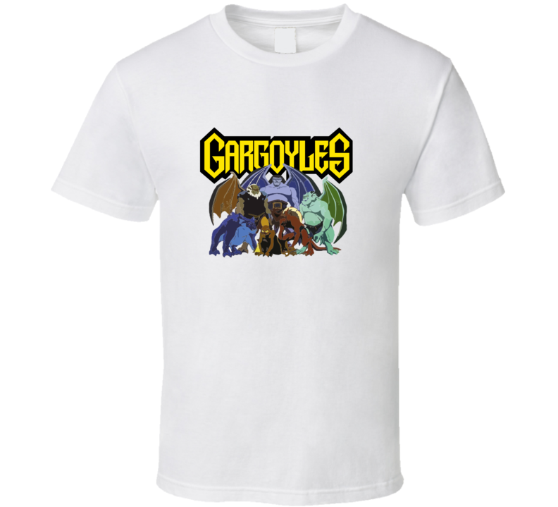 Gargoyles T-shirt And Apparel 1