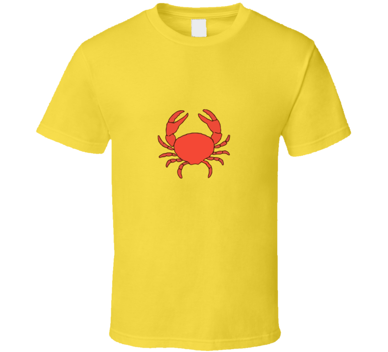 Tintin Crabe Aux Pinces D'or T-shirt And Apparel 1