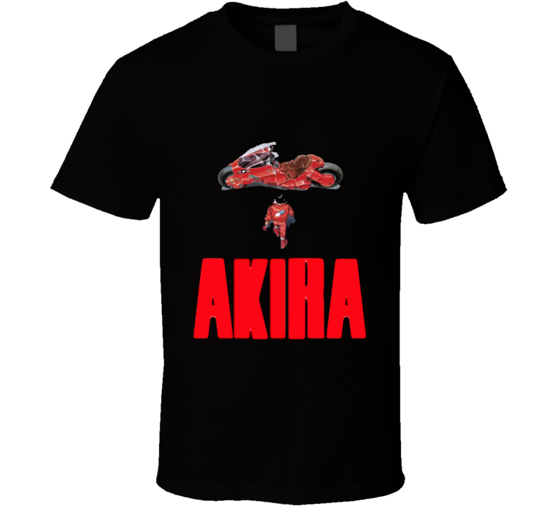 Akira Keneda T-shirt And Apparel 1