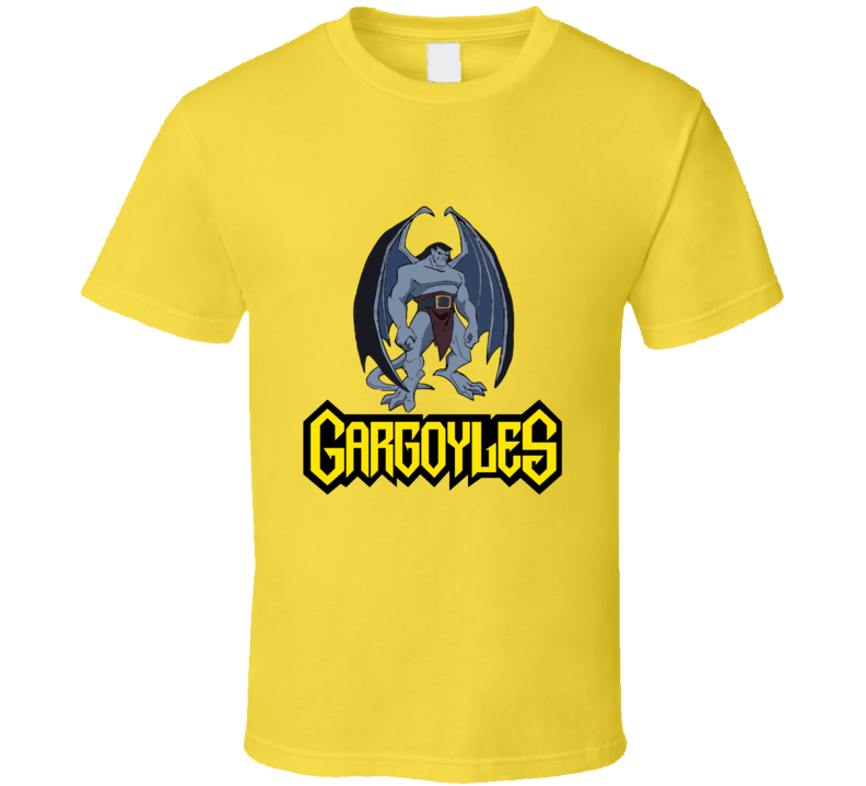 T-SHIRT ET VÊTEMENTS Gargoyles Goliath 1