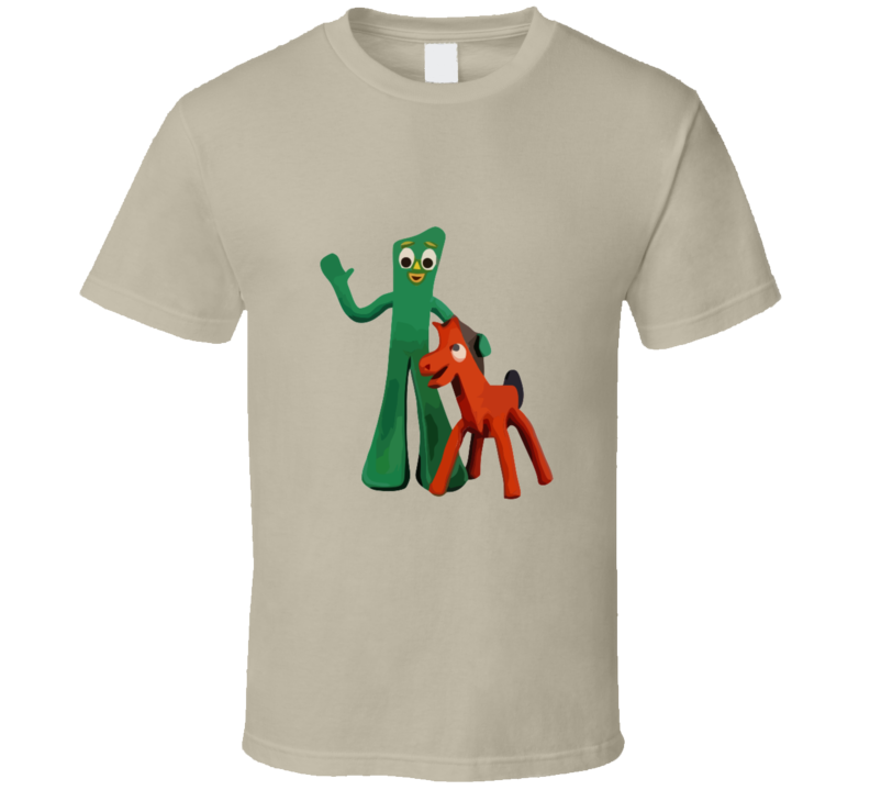 Gumby T-shirt And Apparel T Shirt 1