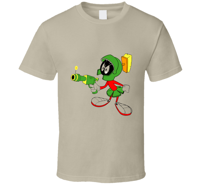 Marvin The Martian T-shirt And Apparel T Shirt 1