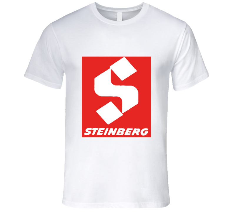 Steinberg Logo T-shirt And Apparel T Shirt 1