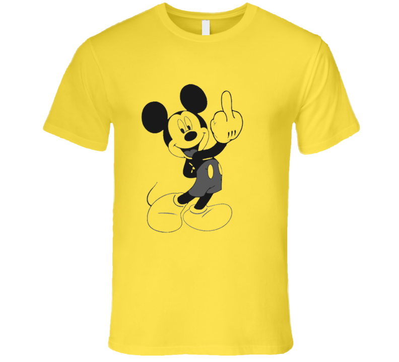 Mickey Mouse Fu.. You T-shirt And Apparel T Shirt 1