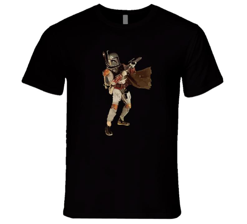 Star Wars Boba Fett T-shirt And Apparel T Shirt 1