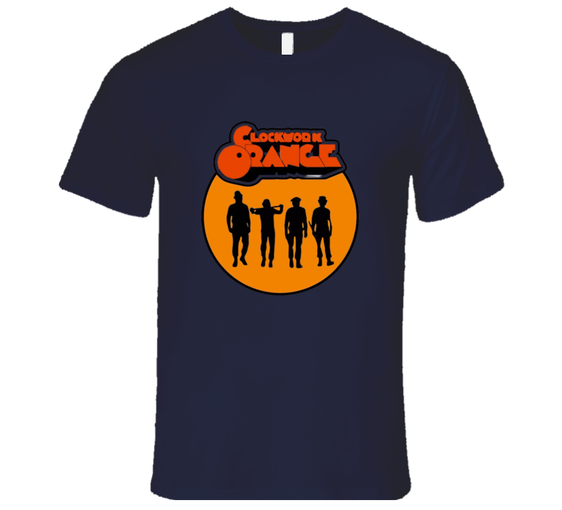 Clockwork Orange Gang T-shirt And Apparel T Shirt 1