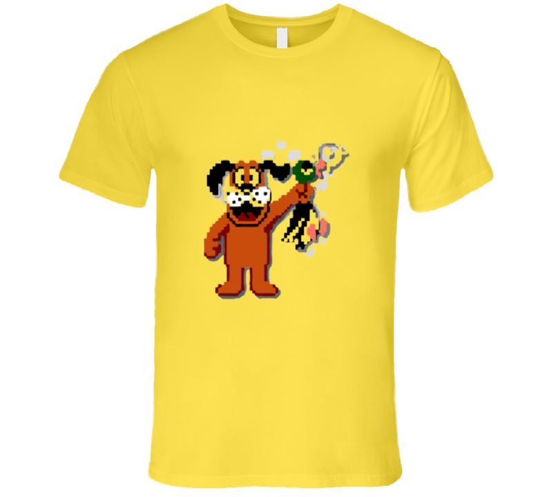 Duck Hunt Dog Nes T-shirt And Apparel T Shirt 1