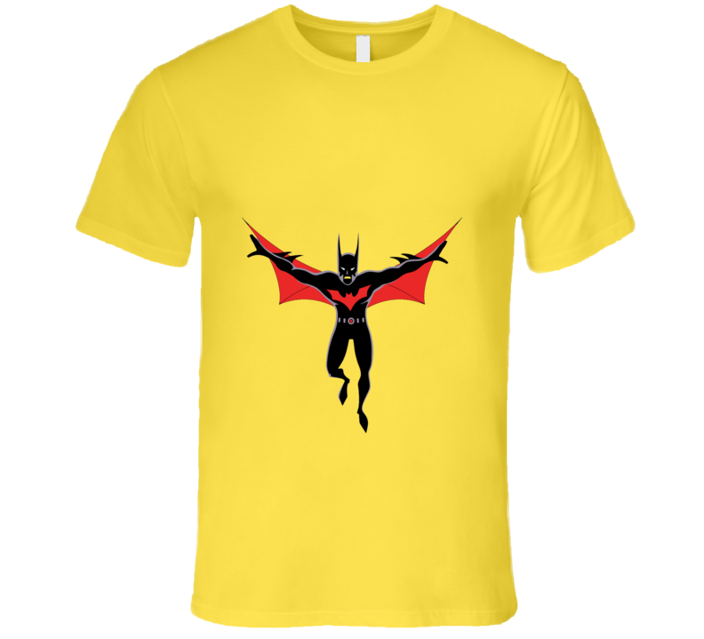 Batman Beyond T-shirt And Apparel 1