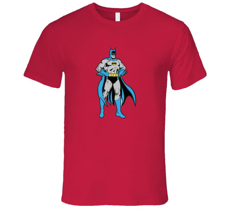 Batman Retro T-shirt And Apparel 1