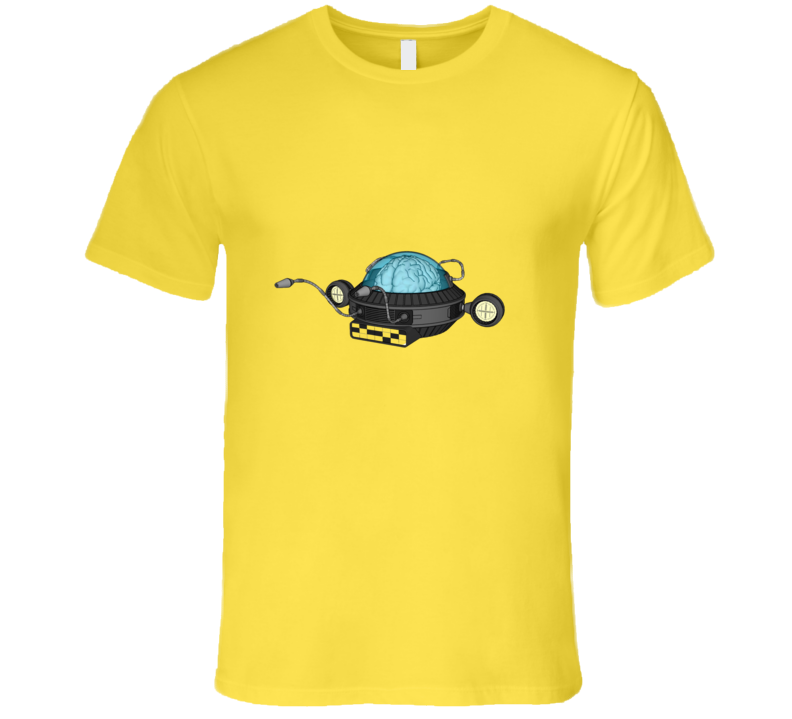 Captain Future Dr Simon T-shirt And Apparel T Shirt 1