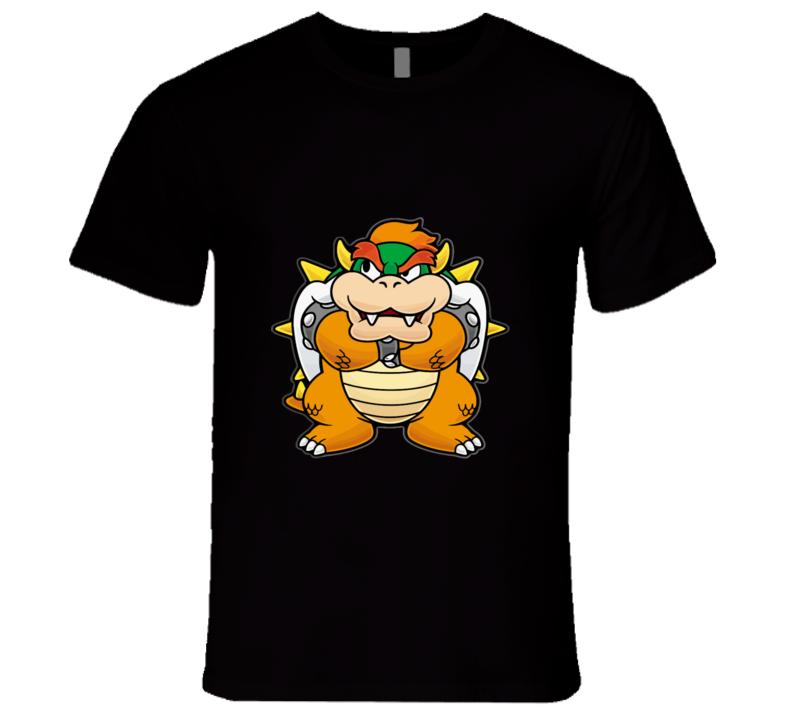 Mario Bowser Boss T-shirt And Apparel T Shirt 1