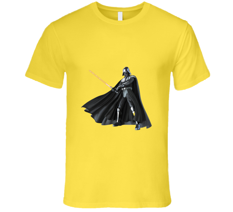 Star Wars Darth Vader Ready To Fight T-shirt And Apparel T Shirt 1