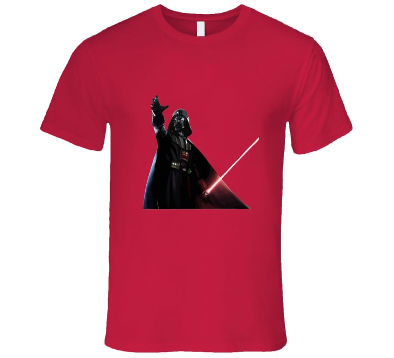 Star Wars Darth Vader Use The Force T-shirt And Apparel T Shirt 1
