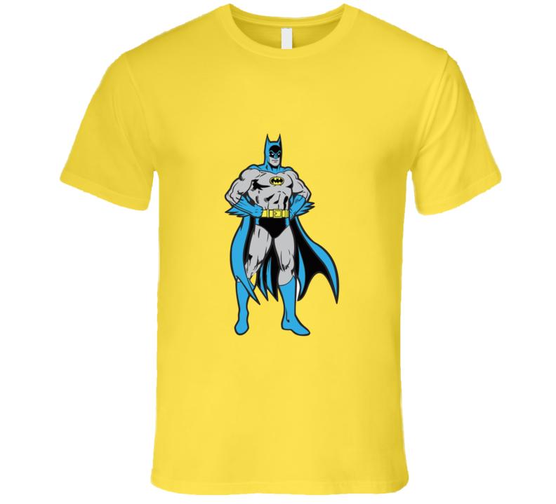 Batman Classic Retro T-shirt And Apparel T Shirt 1