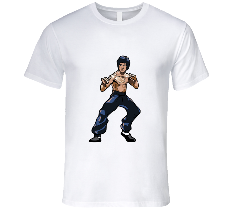 Bruce Lee Ready T-shirt And Apparel T Shirt 1