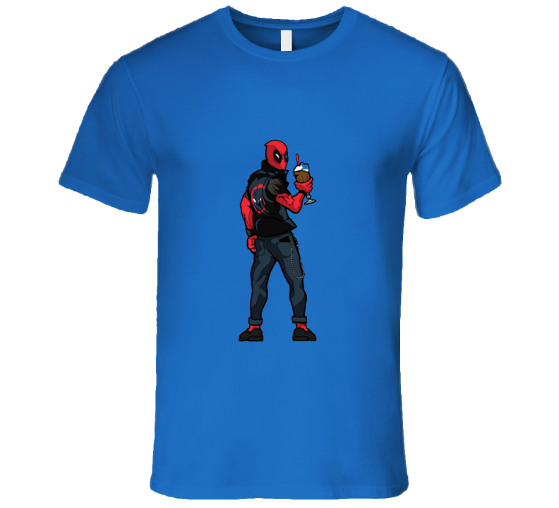 Deadpool 50's T-shirt And Apparel T Shirt 1
