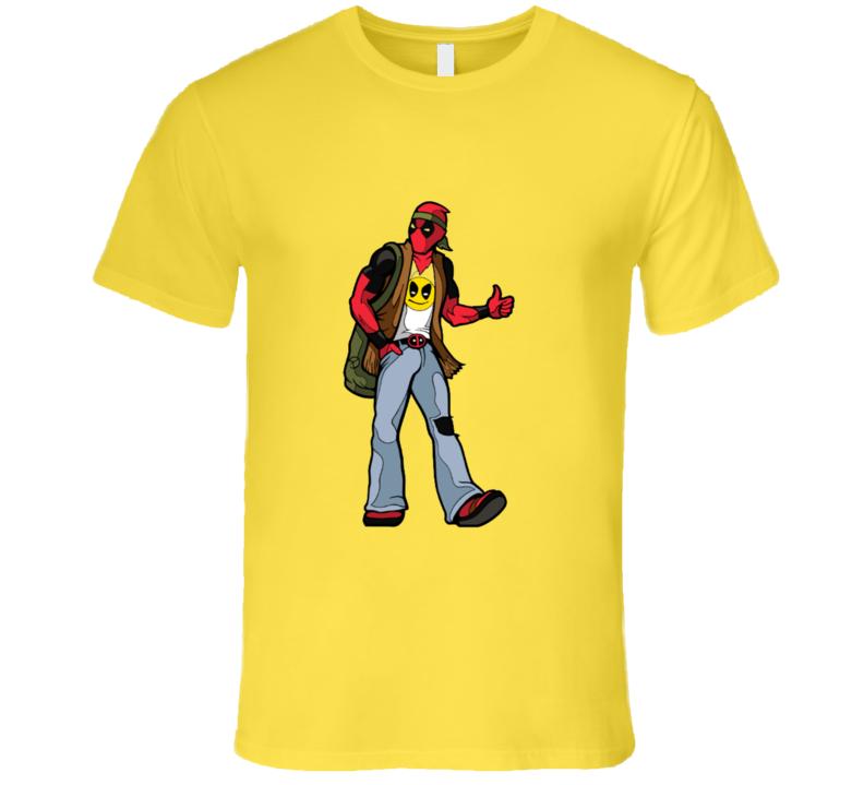 Deadpool 60's T-shirt And Apparel T Shirt 1