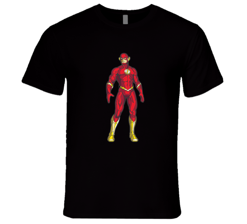 The Flash Stand Up T-shirt And Apparel T Shirt 1