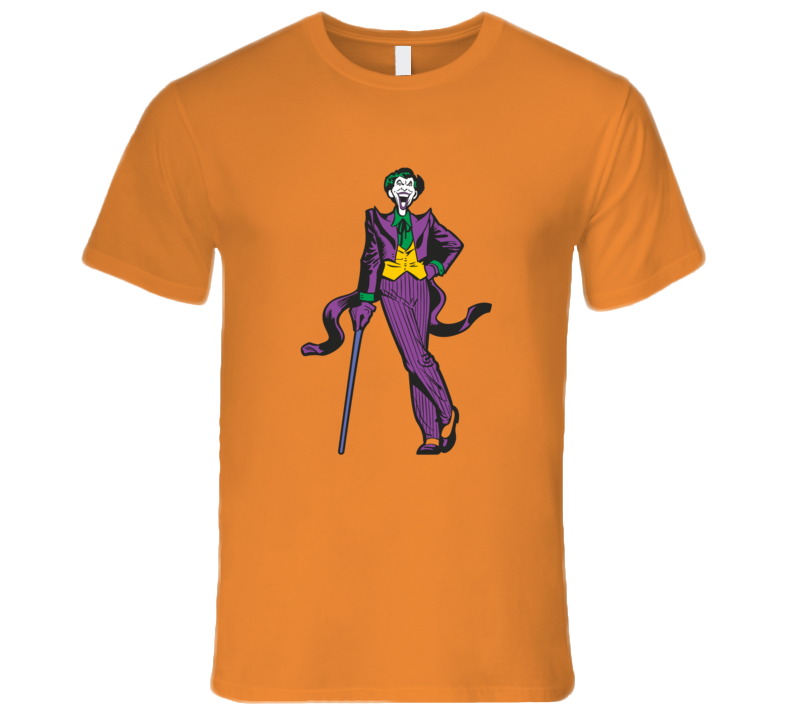 Batman The Joker Retro T-shirt And Apparel T Shirt 1