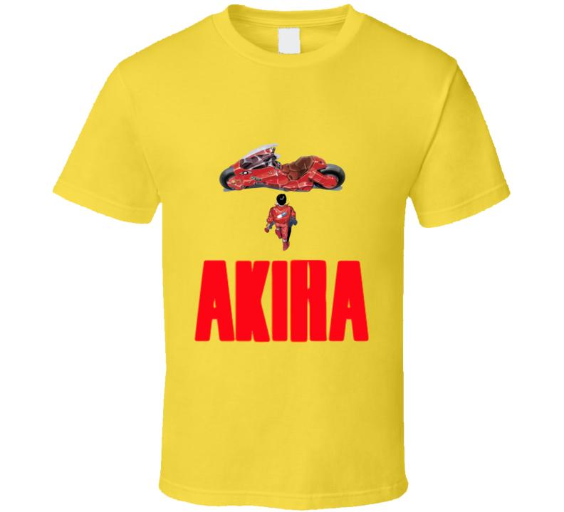 Akira Keneda Go To Motorcycle T-shirt And Apparel T Shirt 1