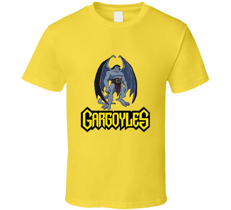 Gargoyles Goliath T-shirt And Apparel T Shirt 1