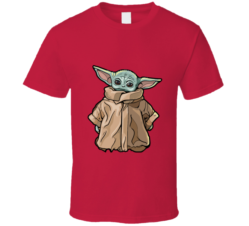 Star Wars The Mandalorian Child T-shirt And Apparel T Shirt 1