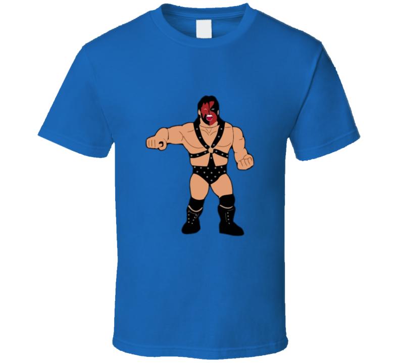 Wwf Demolition Man T-shirt And Apparel T Shirt 1