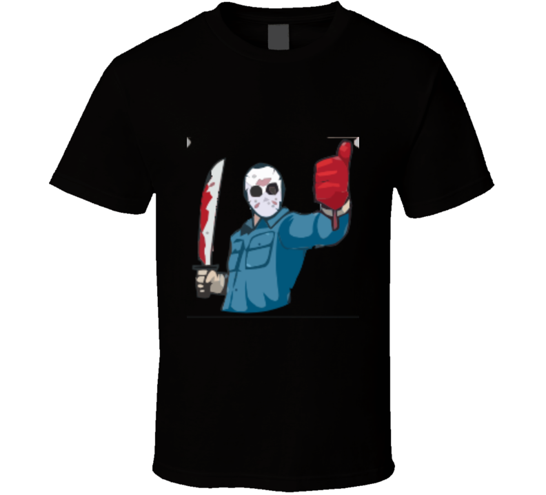 Friday The 13th Jason Them Up T-shirt And Apparel T Shirt 1