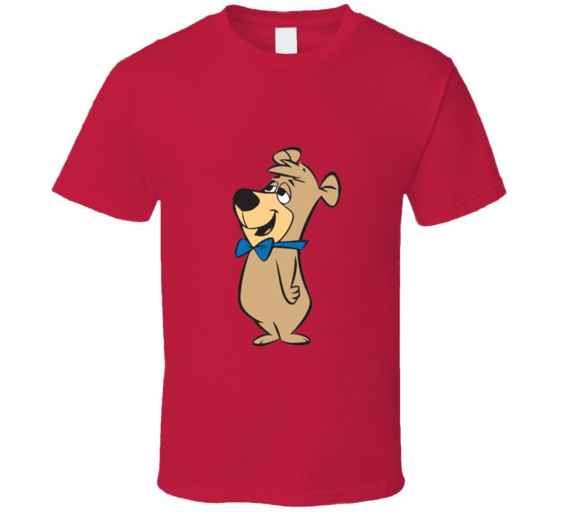 Hana-barbera Boo-boo Bear T-shirt And Apparel T Shirt 1